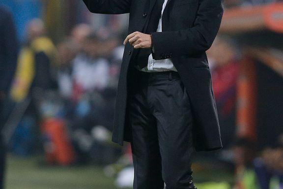 Helt krise for Milan
