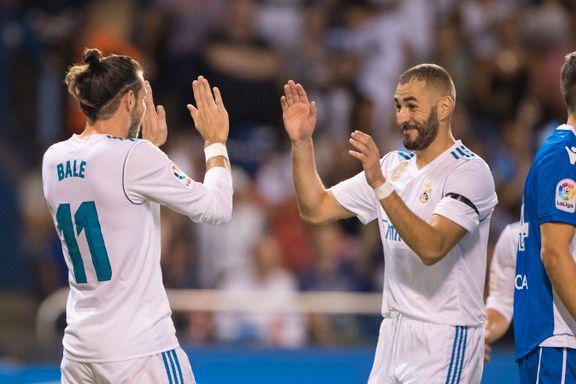 Mot spisskrise for Real Madrid