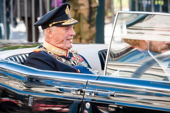 Kongens sjåfører fikk nei til lavere pensjonsalder