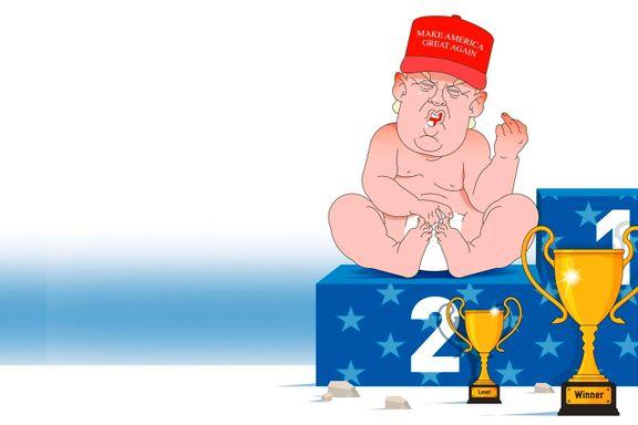 Trump løfter arven etter en haug med dårlige tapere