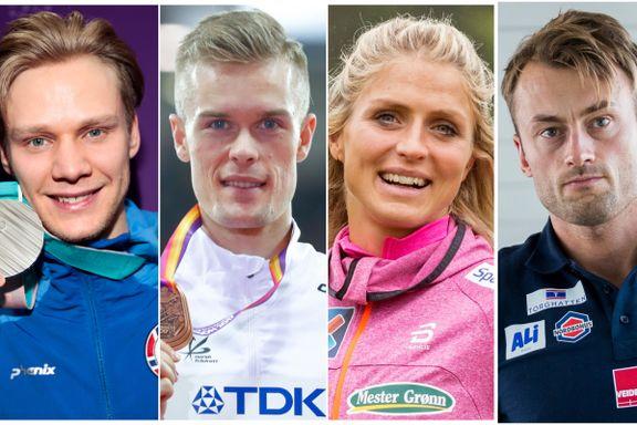 Så mye tjente Norges største idrettsprofiler i fjor