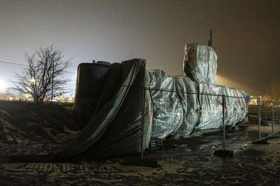 Torsdag starter rettssaken etter drapet i denne ubåten