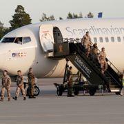 Dramatisk evakuering da de norske soldatene forlot Kabul. Fikk en halvtime.