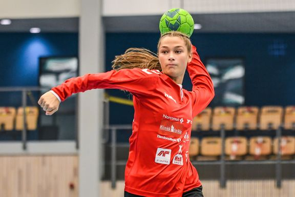 Vokste opp med Norges beste håndballfamilie – nå er hun klar for Molde