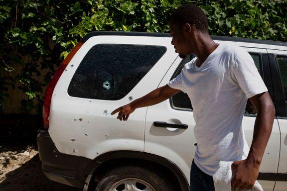 FN-sjef etter drapet på Haitis president: – Situasjonen er veldig ustabil