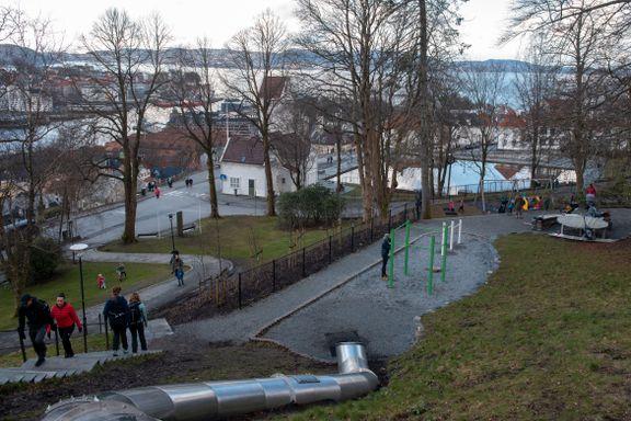 Hvis mange samles i Bergen, kan det begynne å pipe i mobilene