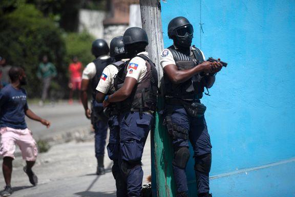 Politiet: Minst 28 utlendinger bak attentatet mot Haitis president