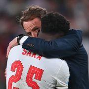 Southgate fordømmer rasisme etter EM-finalen: – Utilgivelig