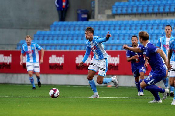 Sandnes Ulf slo tilbake etter ydmykelsen med kruttsterk seier