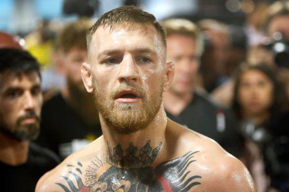 McGregor fyrer løs før milliardkampen: – Etter 26. august vil jeg være en Gud innen boksing