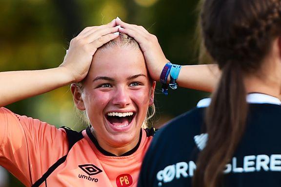 Kristiansand-lag vant B-sluttspillet i Norway Cup