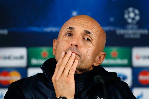 Spalletti tar over som Roma-trener