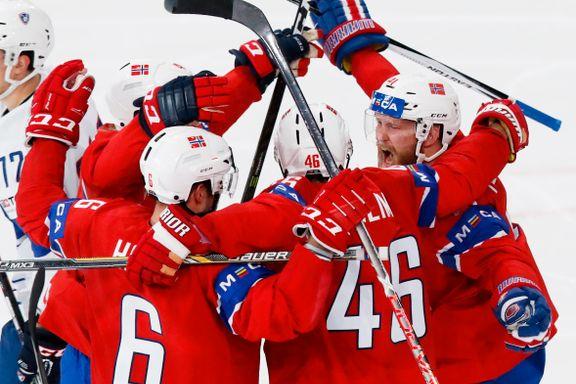 Thoresen ga Norge en fantastisk start på VM: – Det er mye hjerte i laget