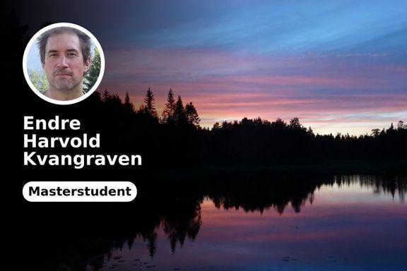 Vi har ikke skikkelige nasjonalparker i Norge. Kan Østmarka bli den første?