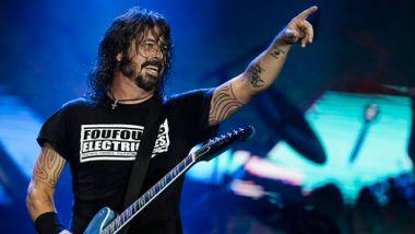 Rocken er kanskje død, men Dave Grohl nekter å la den ligge