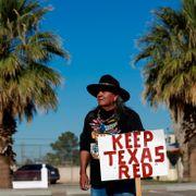 Texas ber høyesterett skrote valget i andre stater