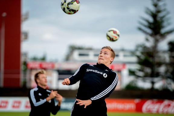 Svensson måtte besøke nabokona hver gang RBK spilte mesterligakamp