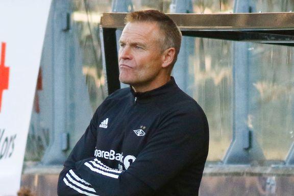 Brente gigantsjanse til trenerens store frustrasjon. Helland mener RBK ble snytt for straffe.