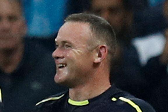 Wayne Rooney brøt magisk barriere: - Velkommen og gratulerer!