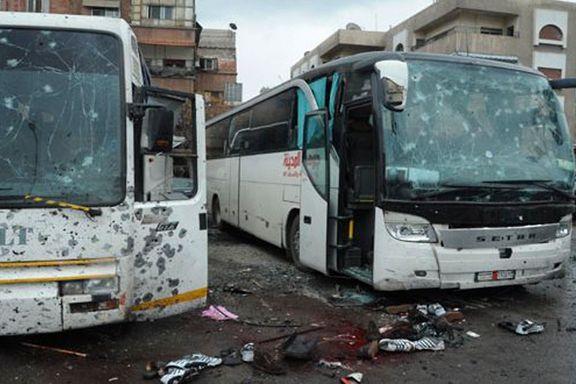Dødstallene stiger etter eksplosjoner i Syria