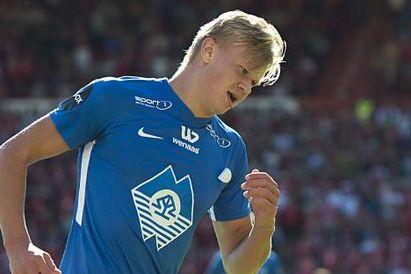 Fotballprofiler hyller Braut Håland etter fantastisk målshow: – Det er uvirkelig