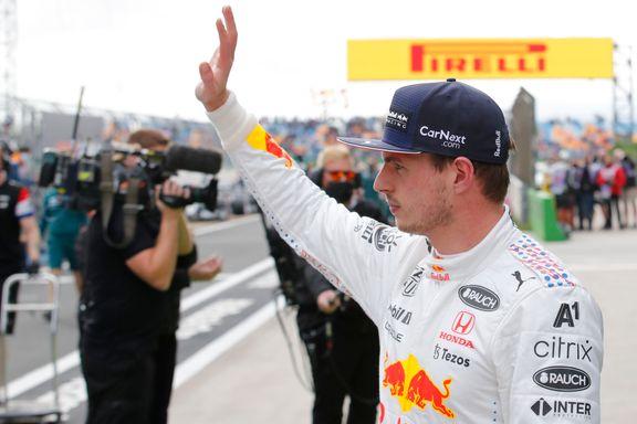 Ny undersøkelse: Verstappen mest populær blant Formel 1-fansen