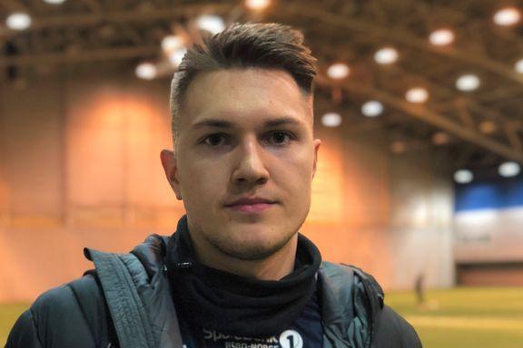 Dansk interesse for tromsøværingen Jacob (23): Dette svarer TIL