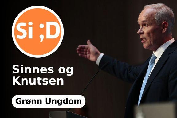 Alt blir bra, sa Jan Tore Sanner i åpningsinnlegget til statsbudsjettet. Men for hvem?
