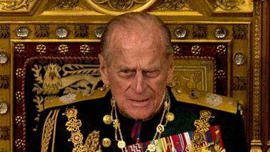 Prins Philip fyller 99 år