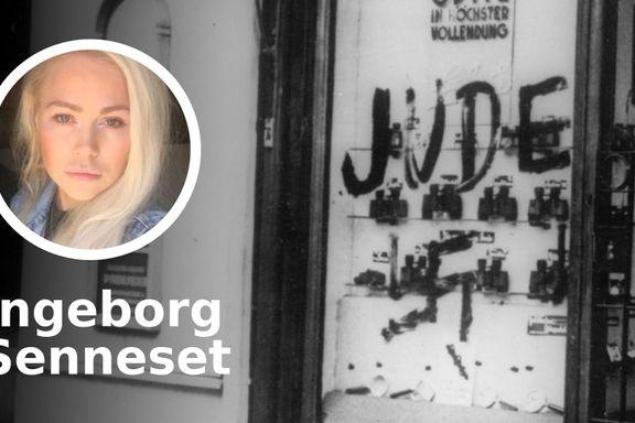 Ytre høyre-statsråd vil ha jøder til å registrere seg for å få kjøpe Kosher-mat. Hva blir det neste? En gul stjerne på brystet?
