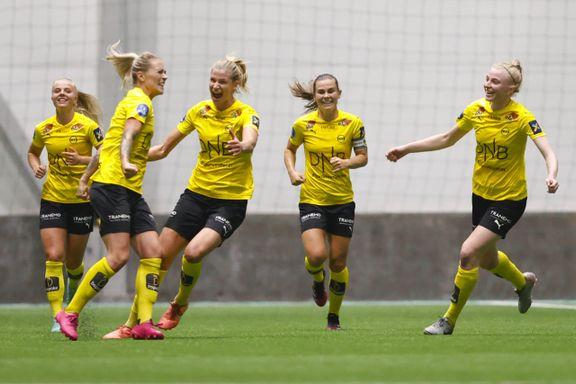 Vålerenga ille ute – gavepakke til Rosenborg