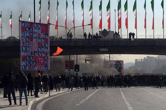 Amnesty: Minst 143 drept under demonstrasjoner i Iran