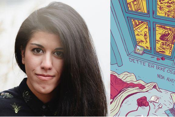 Debutant Neda Alaei er en god kandidat til å vinne flere norske bokpriser