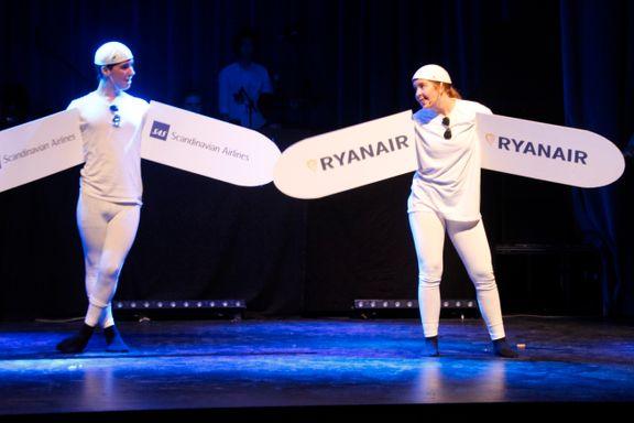 Mye talent i Nesoddrevyen 2017, men altfor lang