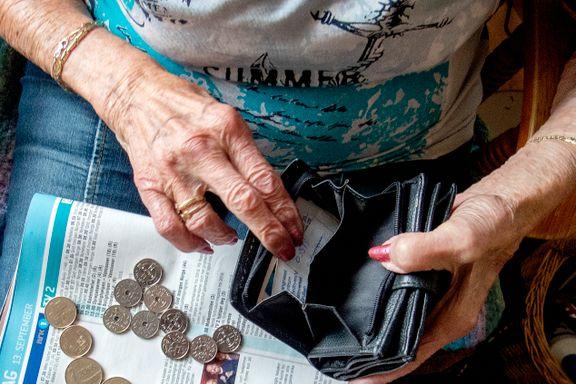 Norges pensjonssystem dårligst i Norden