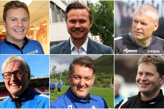 Kan en av disse være TUILs nye trener?