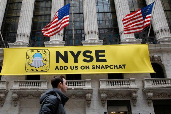 Aksjer på Wall Street er Norges fremtidsnæring