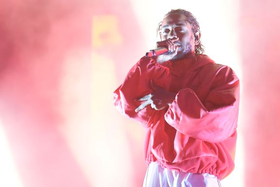 Fest for fansen fra Kendrick Lamar