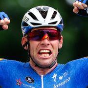 Cavendish vant igjen – tok sin 32. etappeseier i Tour de France