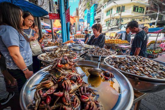 Reis og spis før det er for sent: Nå forsvinner dette fra Bangkoks gater