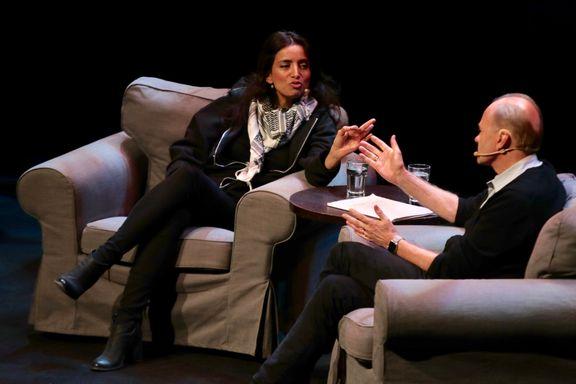 Skårderud og Khan møttes for å snakke sammen om livet