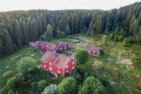 Nå kan denne «hytta» i Nordmarka bli din