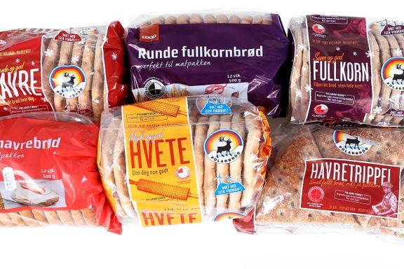 Test av polarbrød: Hvor sunt er det egentlig?