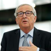 Juncker: Faren for en hard brexit er fortsatt «høyst reell»