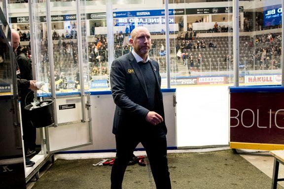 Oilers-treneren: - Vi tenker ikke konsekvenser. Vi kan ikke stå her og synes synd på oss selv