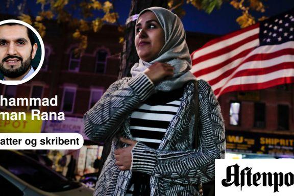 Muslim i Trumps æra