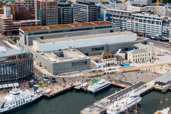 Nasjonalmuseet er ytterligere forsinket – åpnes ikke før i 2022
