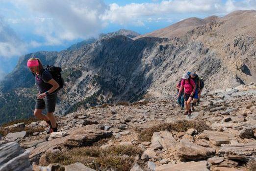I tillegg til strender har feriefavoritten forbausende høye fjell å by på