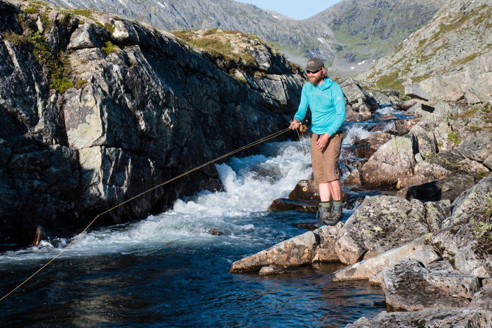 Får du aldri fisk på fjelltur? Dette kan være grunnen.
