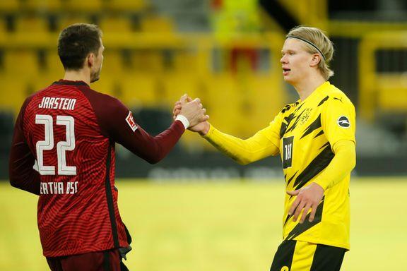 Dortmund-sjef: – Bare noen få klubber kan få Haaland
